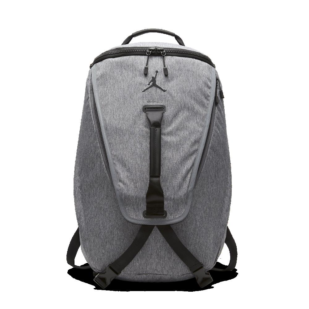 Jordan Top Loader Backpack, by Nike (Grey) (With images