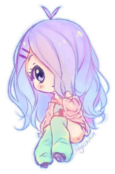 35+ Ideas For Adorable Chibi Girl Chibi Anime Kawaii Drawings