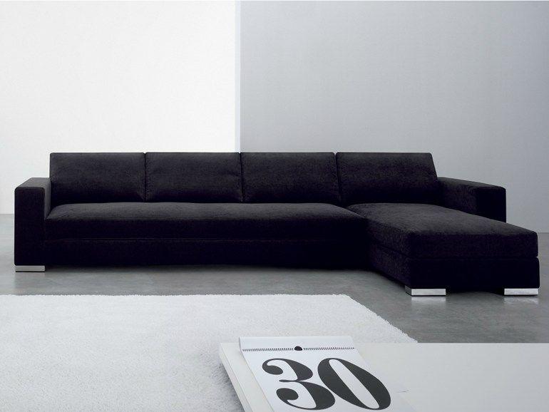 Risultati immagini per divano chaise longue | Divano by marco ...