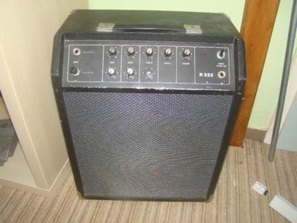 Verstärker für Gitarre AMP Vermona Regent R222 DDR GDR kult in - gebrauchte k chen leverkusen
