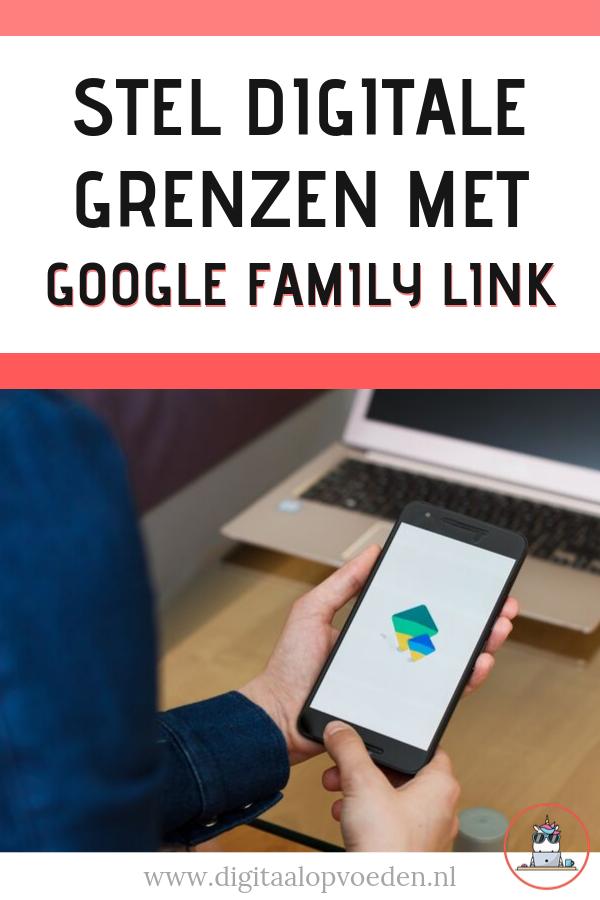 Google Family Link app wat kun je ermee Boek voor
