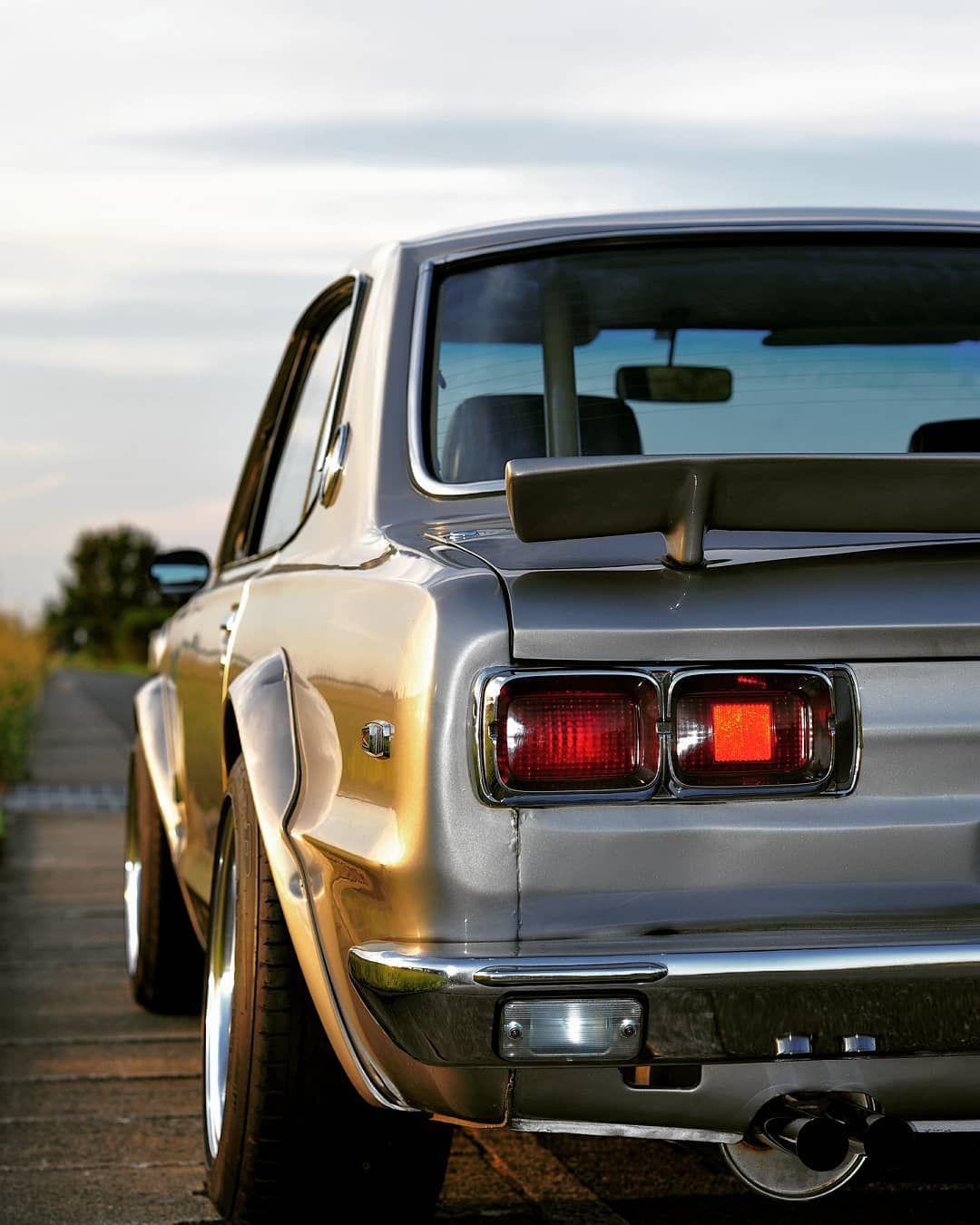 🔵 JDM real masterpiece 🚗 1972 Nissan Skyline HAKOSUKA 🏁 ...  1972 Nissan Skyline Jdm