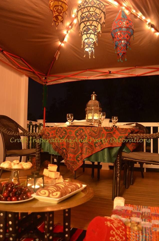 Ramadan decor eid and parties decorations