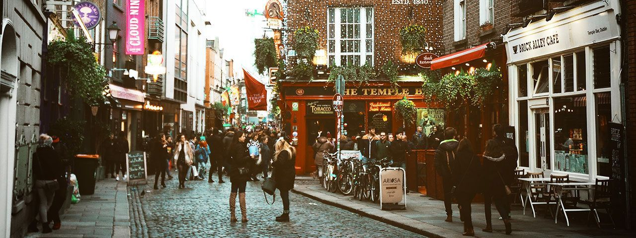 9 Highest Paid Jobs in Ireland for English Speakers Work