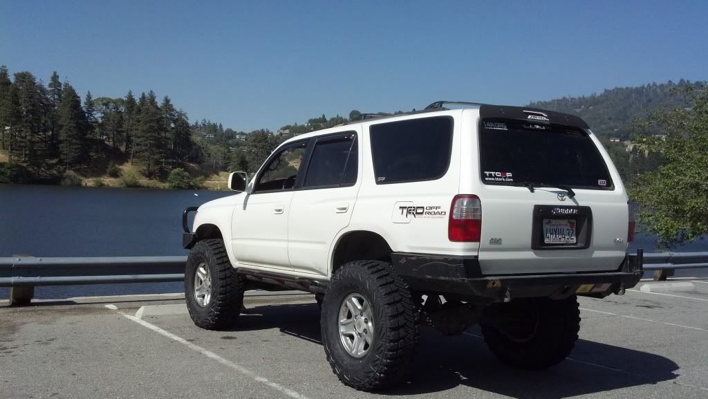 Official 3rd gen 4Runners on 35's Pic Thread - Page 12