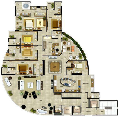 cool residential house plans. Montana Constru es  Construtora incorporadora Natal RN Compra venda loca o im veis Apartment Floor PlansHouse