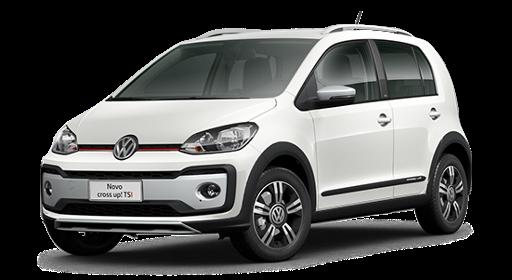 Oferta Novo Up Cross Up 1 0 Tsi Carro Urbano Carro Brasileiros Volkswagen