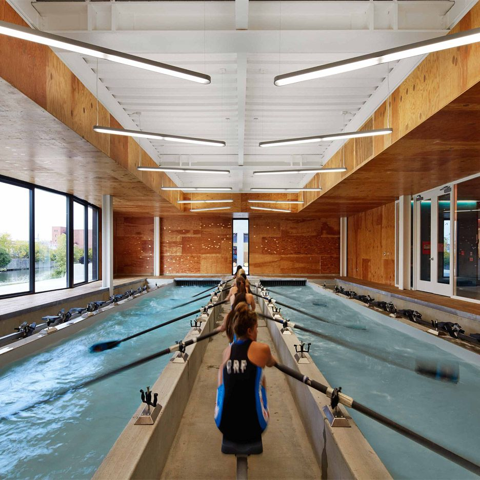 AIA Reveals Winners Of 2016 Honor Awards: WMS Boathouse At Clark Park;  Chicago,