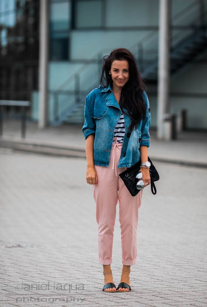 Denim And Rose Jeansjacken Latschen Jeansjacke Instagram Mode Tagliche Outfits