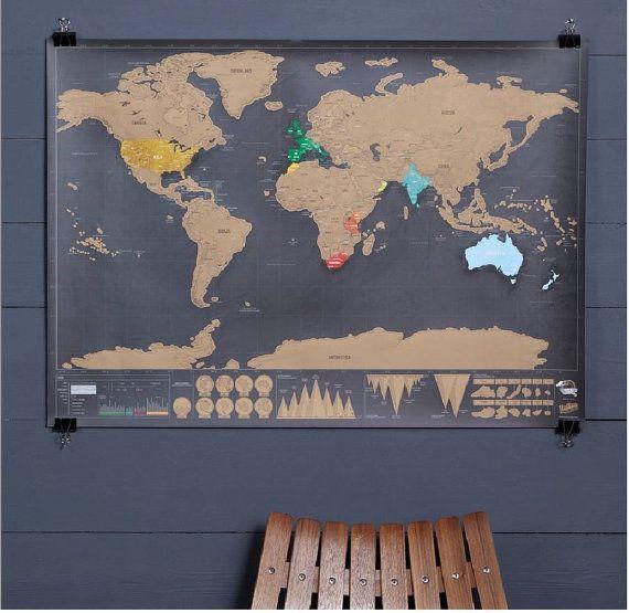 Scratch map highest quality world travel map by jwalkietalkie scratch map highest quality world travel map by jwalkietalkie gumiabroncs Gallery