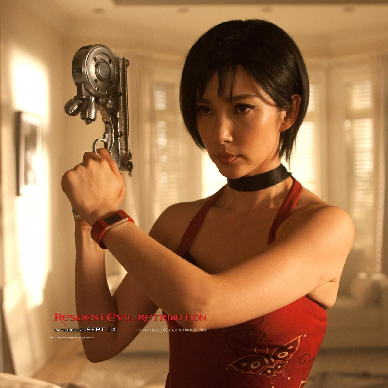 Resident Evil Retribution Movie Review Evil Goes Global