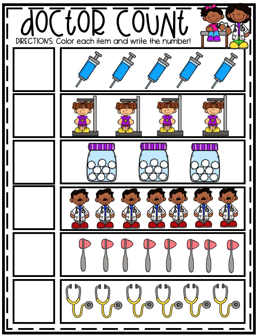 Doctor Kinder Worksheet Community Helpers Preschool Community Helpers Worksheets Community Helper Lesson [ 1114 x 864 Pixel ]