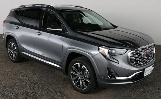 2020 Gmc Terrain Denali Changes Interiors And Price Terrain Denali Gmc Terrain Best Midsize Suv