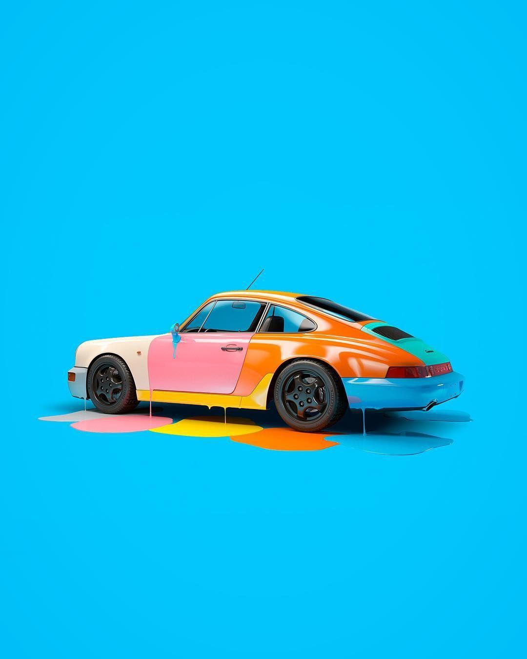 Porsche 911 964, Porsche