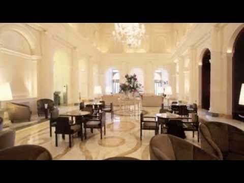 Boscolo Exedra Roma 5 Star Luxury Hotel In Rome