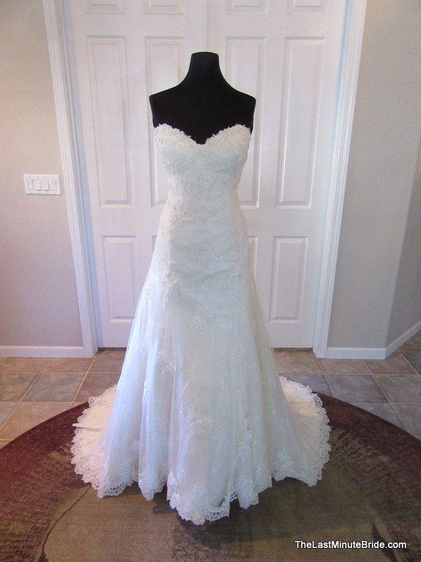 Justin Alexander 8839, $1,149 Size: 18 | New (Un-Altered) Wedding Dresses #wedding#mybigday