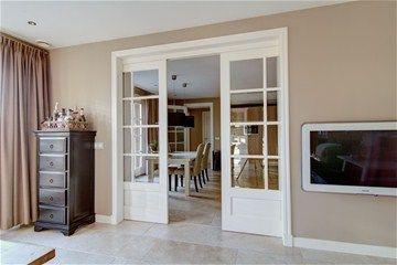 schuifdeuren woonkamer - Google zoeken | Deuren | Pinterest - Deuren ...
