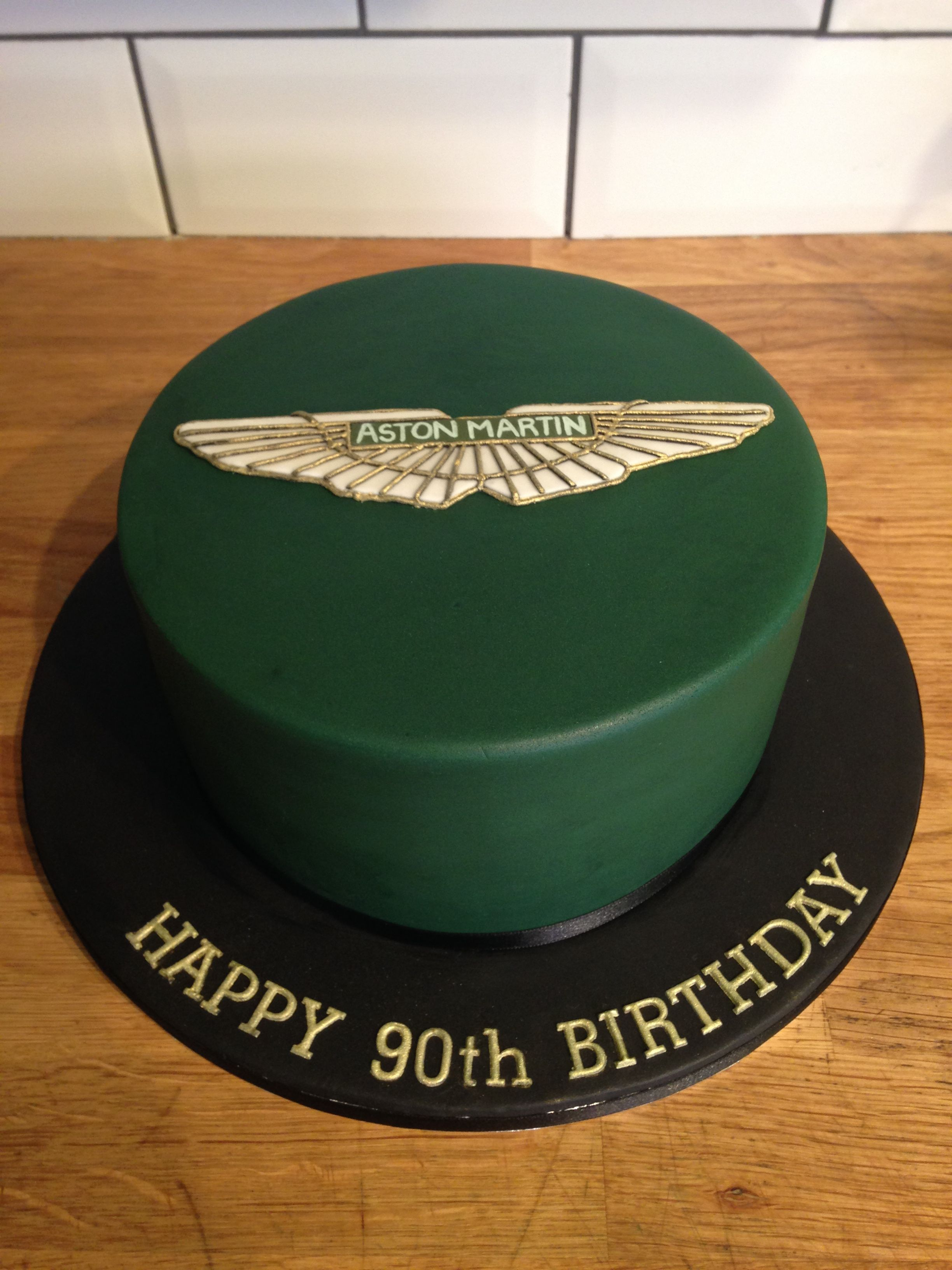 Aston Martin Cake My Cakes Pinterest Cake Cake Creations And