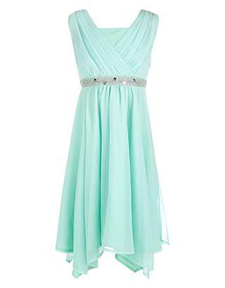 Odetta Dress   Green   Monsoon   dress   Pinterest   Weddings