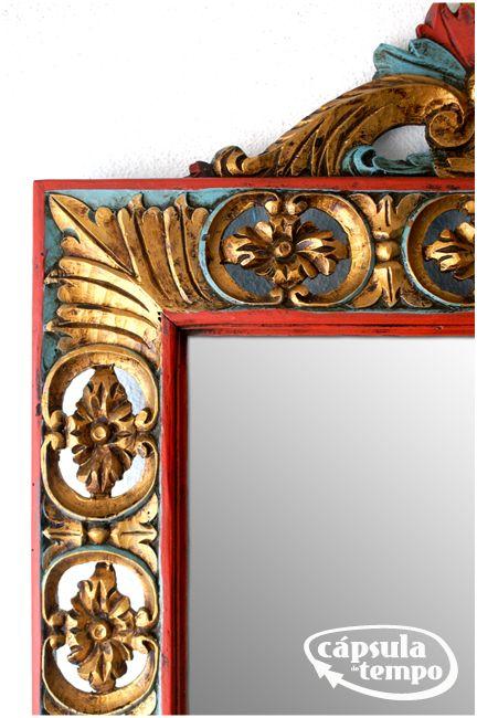 Capsula do Tempo | Espelho | Mirror