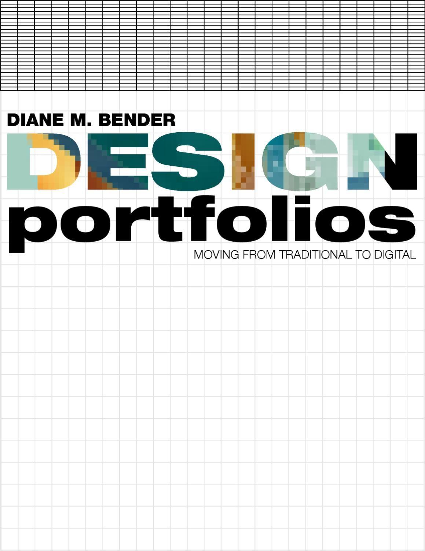 Portfolio Desing Manual Portfolio Portfolio Design Architecture Portfolio