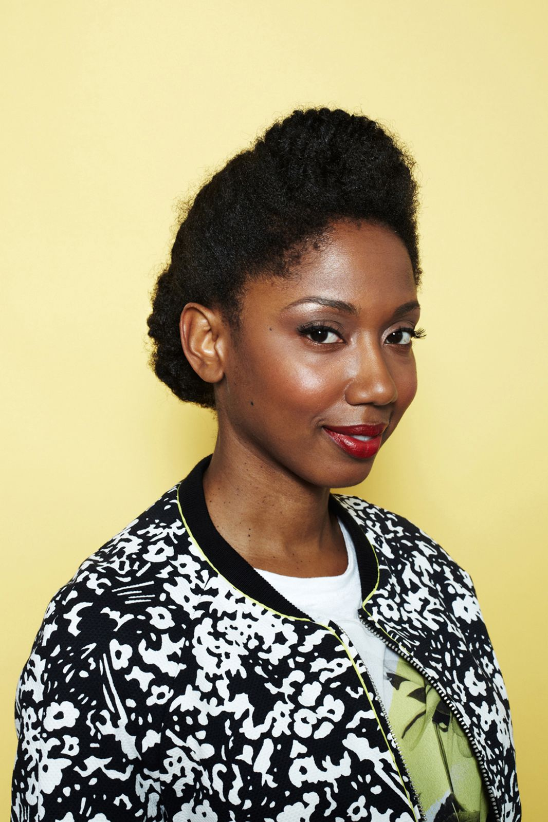 Natural Hairstyles How To Do African American Hair