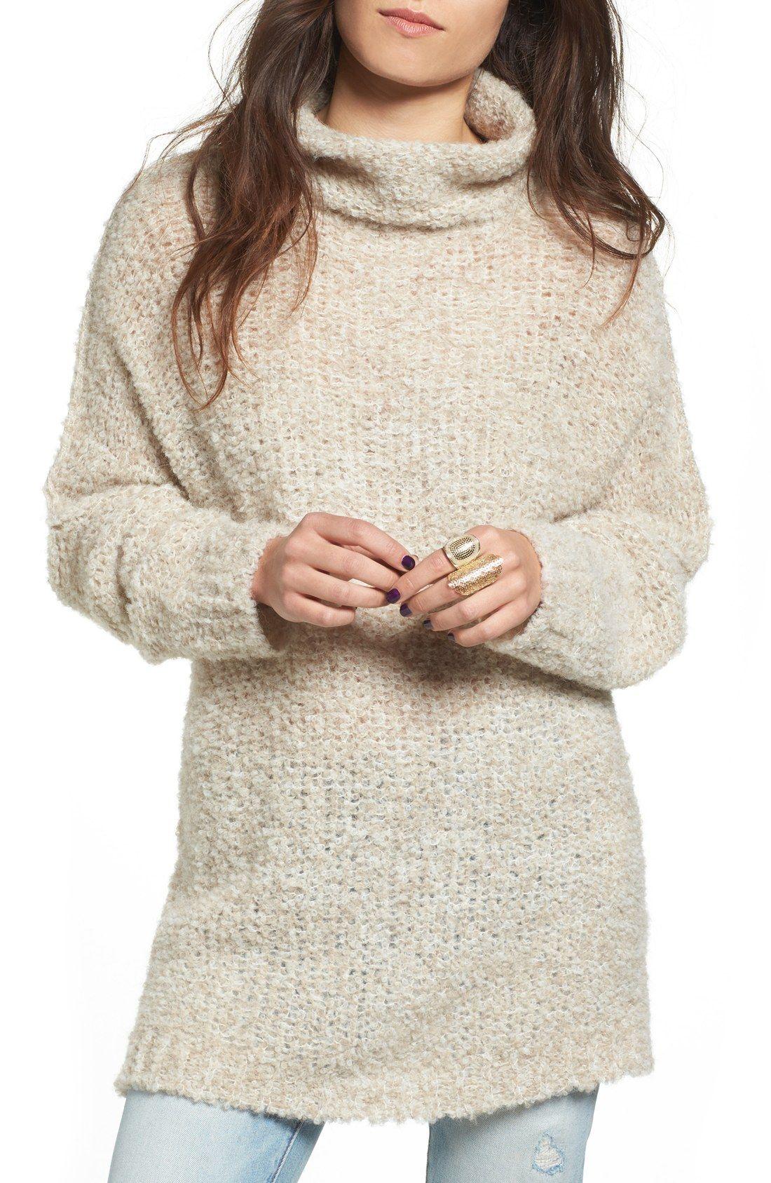free peopl knit turtleneck sweater | Shirts/Sweaters | Pinterest ...