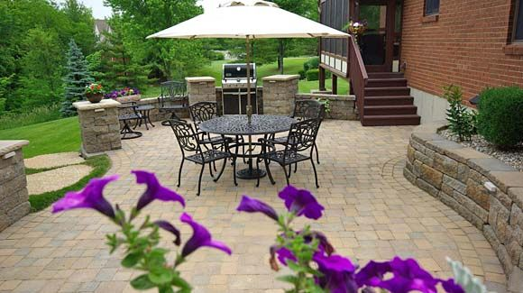 beautiful patio ideas patio terrace design picture of paver patio displays some creative patio ideas a - Designing A Patio Layout