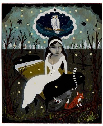 by Anne Faith Nicholls #art #women_artists