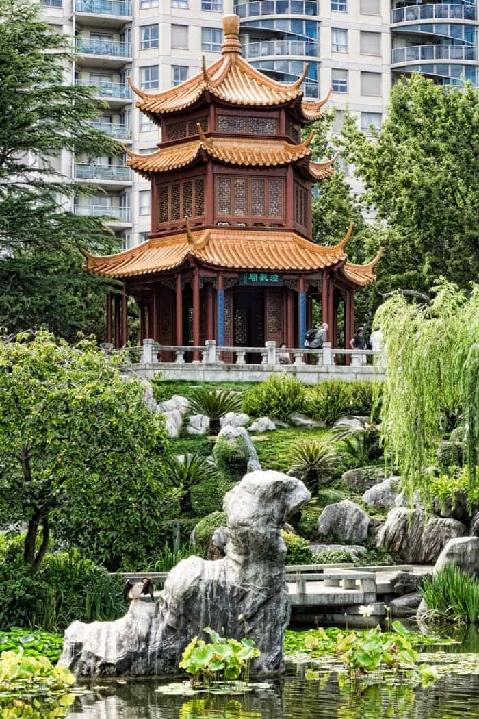 Chinese Friendship Garden In Sydney With Images Water 400 x 300