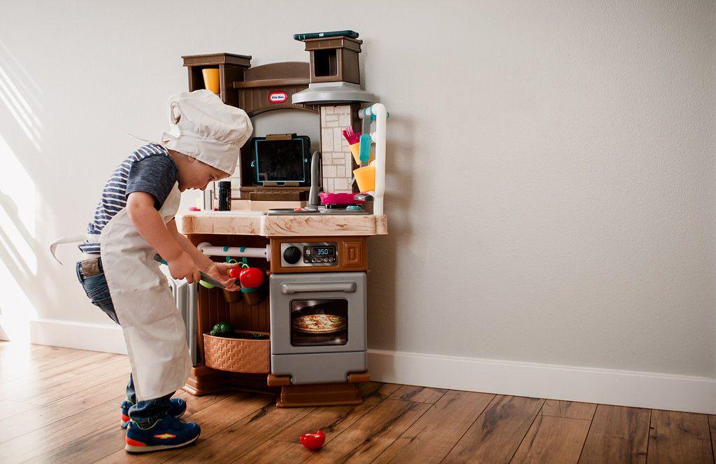 Cook N Learn Smart Kitchen Smart Kitchen Kitchen App Best Kids Toys