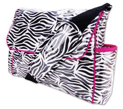 Trend Lab Zahara Zebra Print Diaper Bag By Http Www