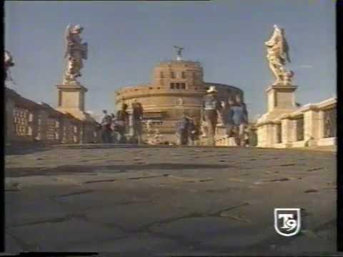 I Ponti di Roma I nel 1999 Ponte Milvio, Ponte Umberto I°, Ponte Sant'An...