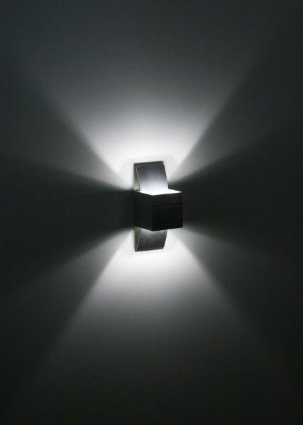details zu design wandlampe strahler b ro flur diele leuchten schlaf wohn zimmer alu. Black Bedroom Furniture Sets. Home Design Ideas