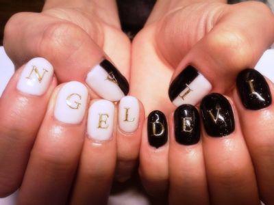 Angeldevil nails pinterest devil nail nail and makeup 101 angeldevil prinsesfo Choice Image