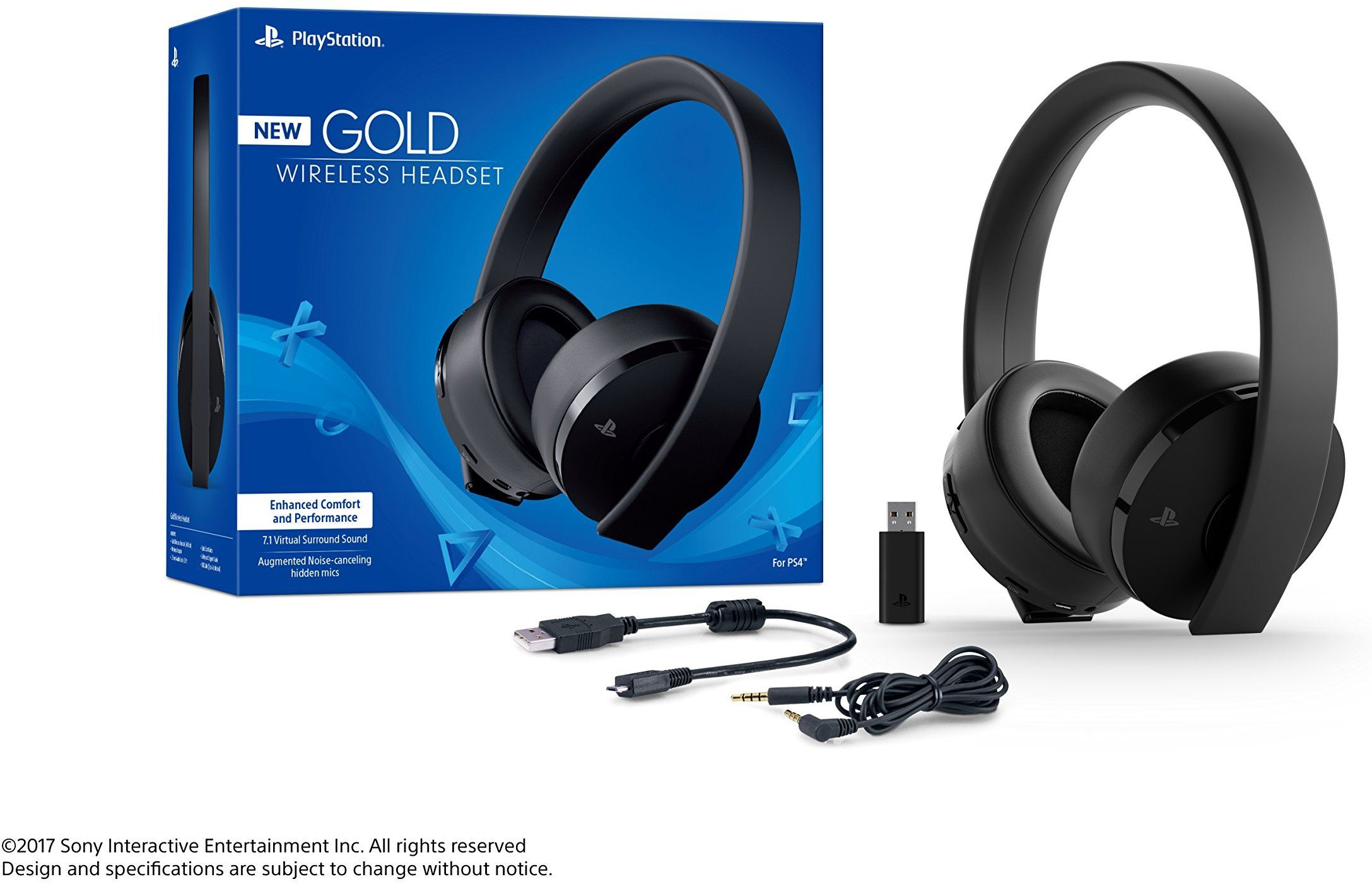 Playstation Gold Wireless Headset Playstation 4 Sony R Video Games Playstation Gold Wireless Headset Headset