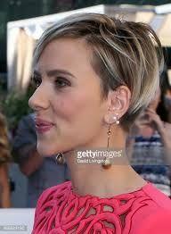 Image Result For Scarlett Johansson Short Hair Wearing