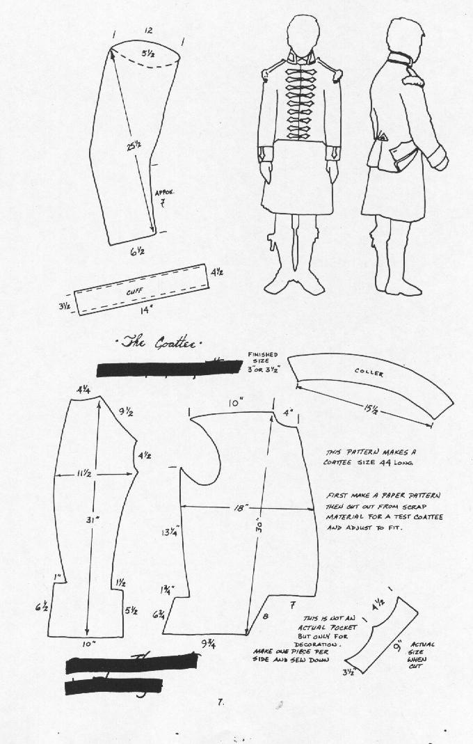 Empire jacket pattern | Patterns - On line | Pinterest | Selber ...
