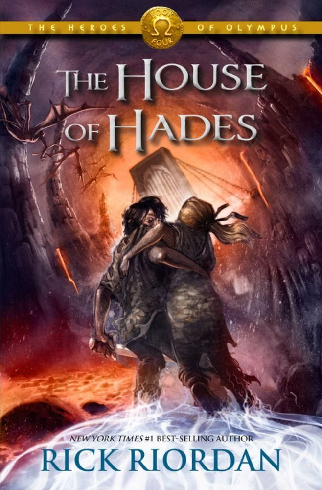 House Of Hades The Herois Do Olimpo Livros De Rick Riordan E