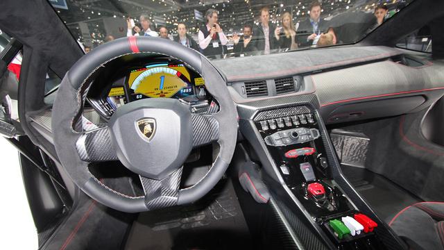 A Closer Look At The 95 Million Lamborghini Veneno