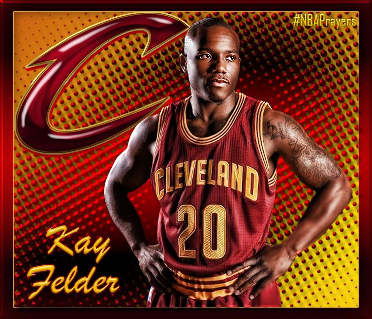 NBA Player Edit Kay Felder Nba players, Cleveland