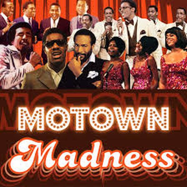 Classic Motown hits from the 60s, 70s & 80s! A show for