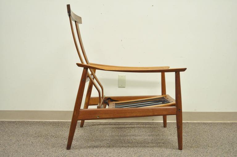 Vintage Arne Vodder Fd 164 Teak Mid Century Danish Modern