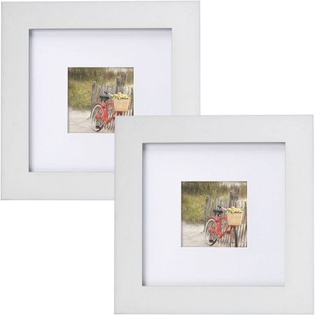 Mainstays Museum 8 inch x 8 inch Matted to 4 inch x 4 inch Picture ...