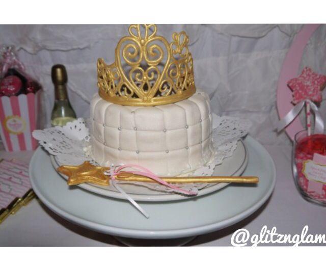 Cake topper.
