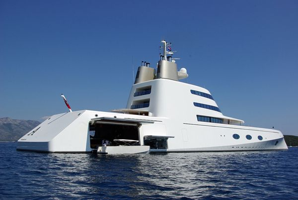 World S Top 10 Most Expensive Luxury Yachts 6 Superyacht A 323