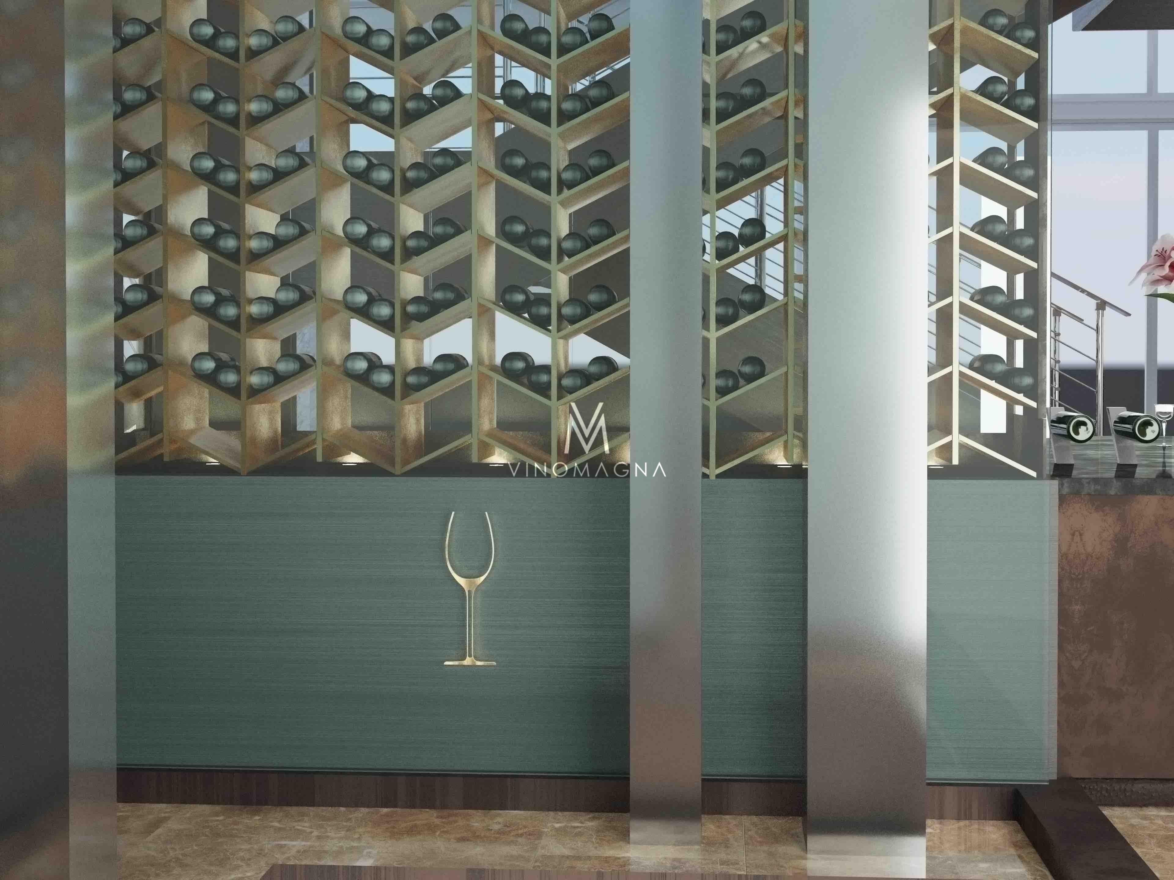 Custom Wine Cellar - Gallery - Wine Cellar - Wine
