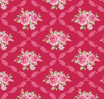 Tilda fruitgarden fabric