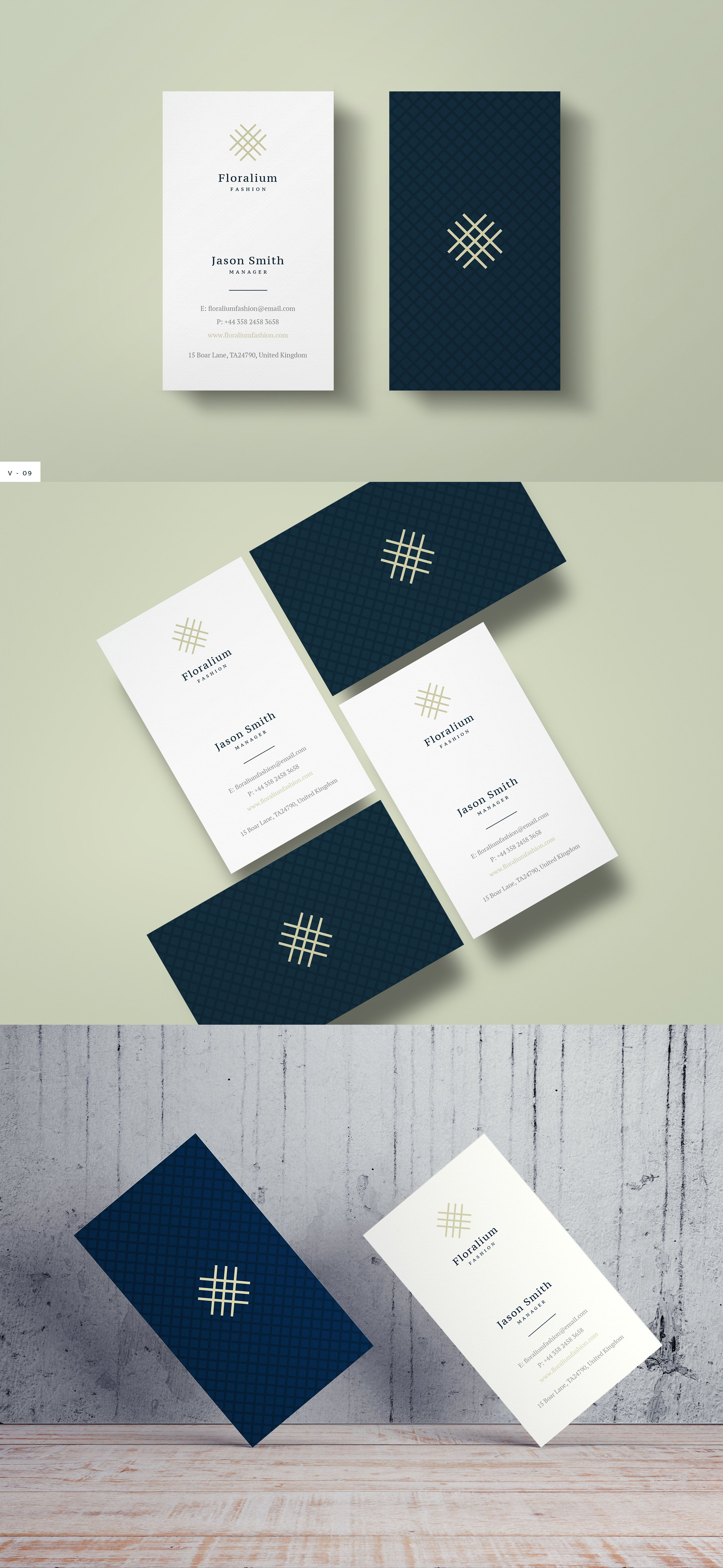 business card template ai business card template