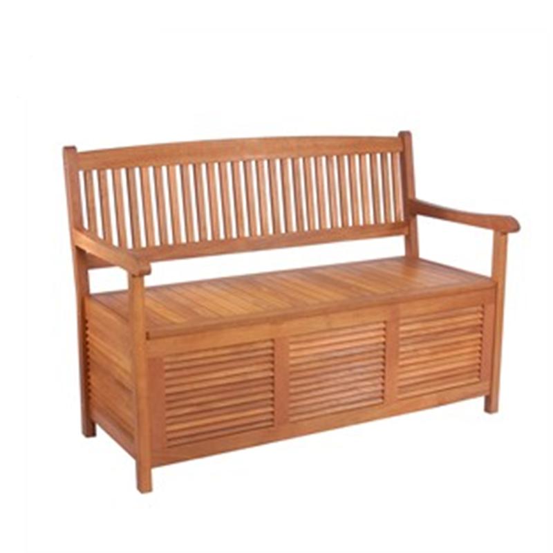 Mimosa 127 x 60 x 89cm Timber Storage Bench | Pinterest